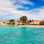Αγίος Μάμας – μικρή παραλία