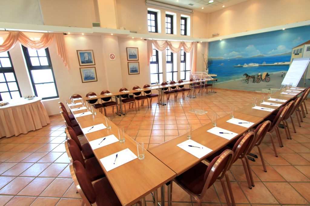 Nissia Hotel Conference room