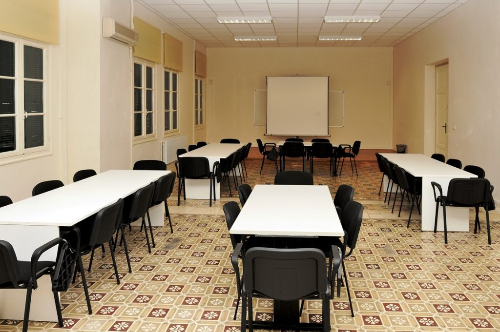 A.K.S.S. Hotel Conference room