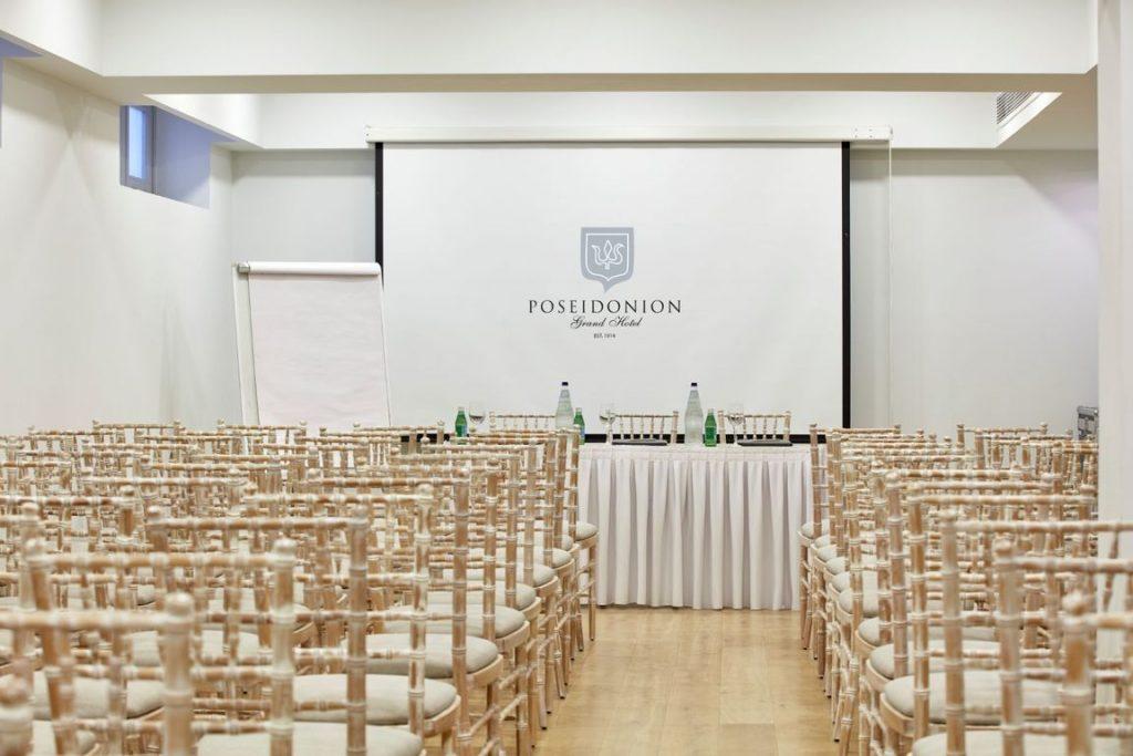 Poseidonion Hotel Conference room